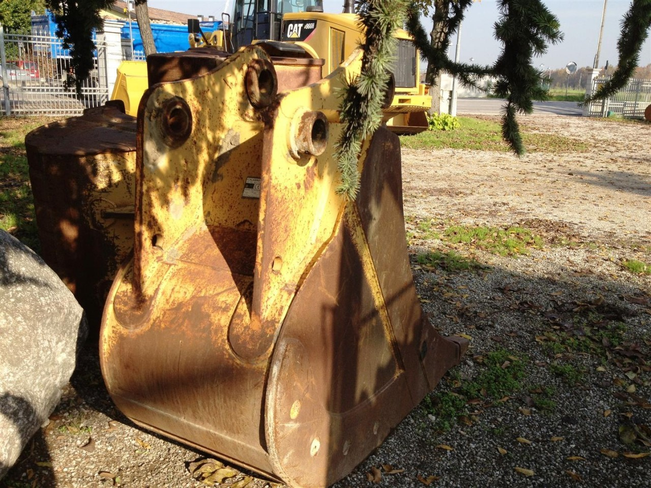 Bucket for CAT 330 C/D 0,8M